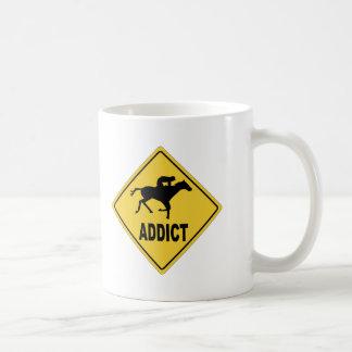 AW Horse Racing 2 Coffee Mug