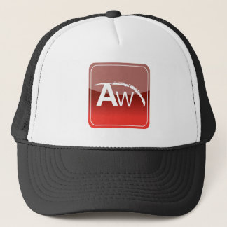 AW Logo Trucker Hat