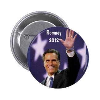 AW Mitt Romney 2012 Pin