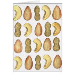 Aw, Nuts! Greeting Cards