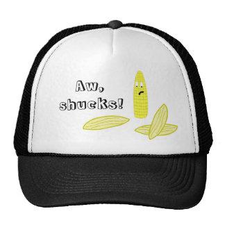 Aw, shucks! Trucker Hat
