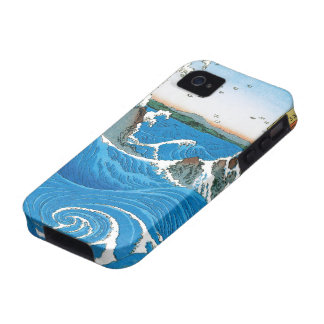 Awa Province, Naruto Whirlpools by Ando Hiroshige iPhone 4/4S Cases