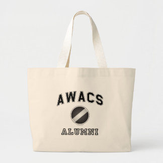 AWACS Alumni Tote Bag