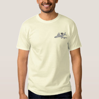 Awacs E-3 Sentry Embroidered T-Shirt