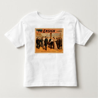 Awaiting the Execution of the Ensign Theatre Toddler T-shirt