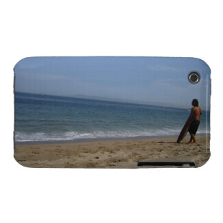 Awaiting the Next Wave iPhone 3 Case