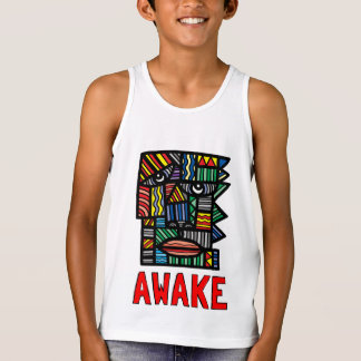 """""""Awake"""" Boys' Tanktop"""