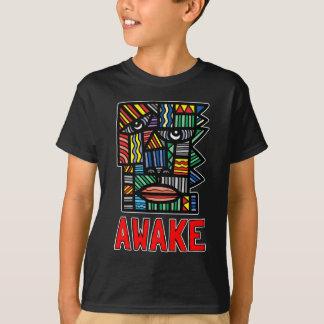 """Awake"" Kids' Hanes TAGLESS® T-Shirt"