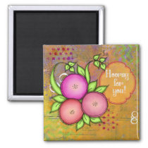 Awake Positive Thought Magnet