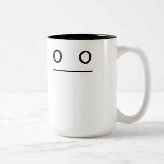Awake Two-Tone Coffee Mug