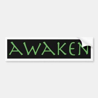 Awaken Bumper Sticker