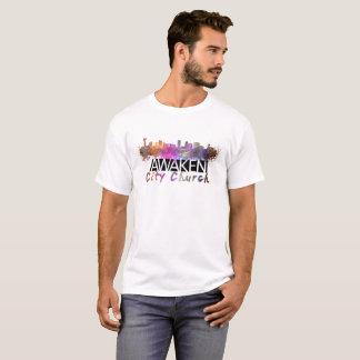 Awaken City Church Whit T-shirt