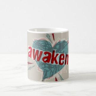 awaken coffee mug