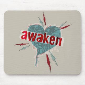awaken mouse mat mouse mats