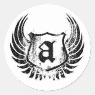 Awaken sticker
