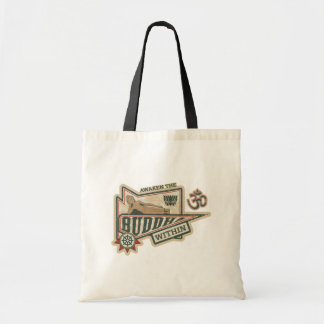 Awaken the Buddha Within Tote Bag
