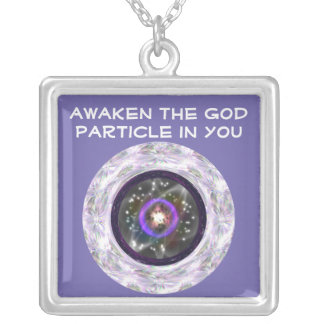 Awaken the God Particle necklace
