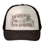 Awaken The Proletariat Trucker Hat