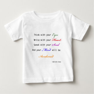 Awakened Infant T-shirt