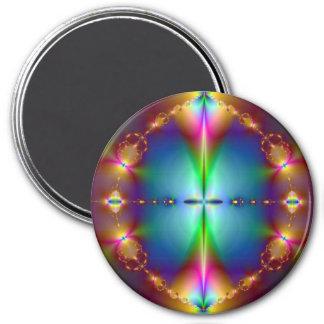 Awakening 3 Inch Round Magnet