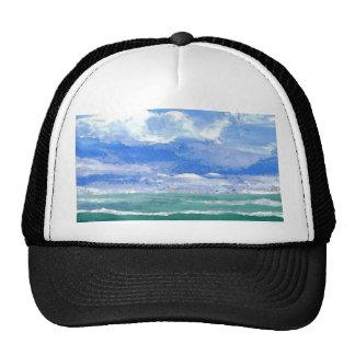 Awakening - CricketDiane Ocean Waves Art Products Trucker Hat