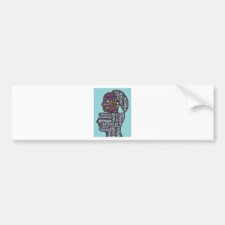 Awakening, Emergence, Transcendence Bumper Sticker