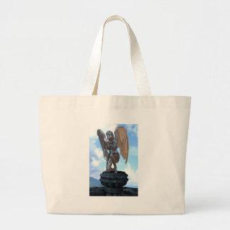 Awakening Large Tote Bag