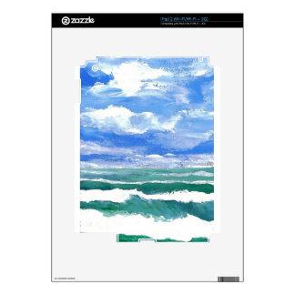 Awakening Ocean Art Gifts CricketDiane Sea Waves iPad 2 Skins