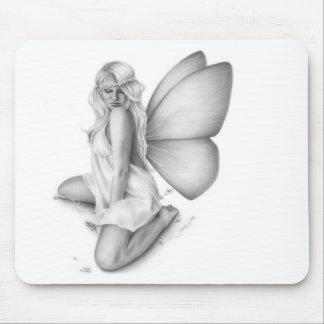 Awakening Spring Fairy Mousepad