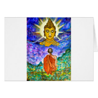 Awakening the Buddha within Card