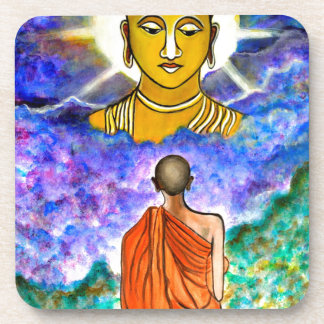 Awakening the Buddha within Coaster