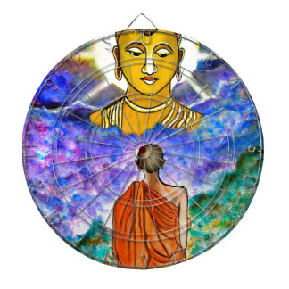 Awakening the Buddha within Dartboards