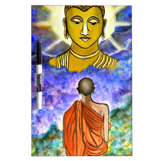 Awakening the Buddha within Dry Erase Board