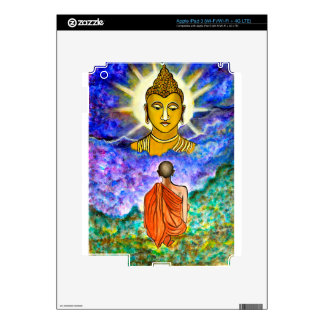 Awakening the Buddha within iPad 3 Skin