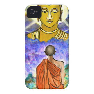 Awakening the Buddha within iPhone 4 Case
