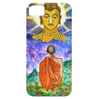 Awakening the Buddha within iPhone SE/5/5s Case