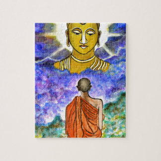 Awakening the Buddha within Jigsaw Puzzle