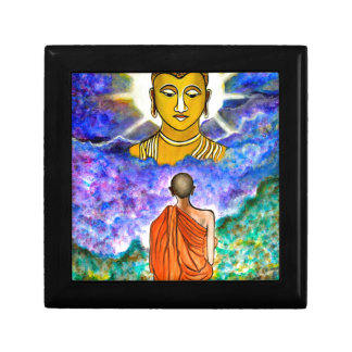 Awakening the Buddha within Keepsake Box
