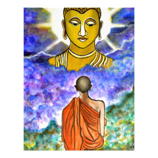 Awakening the Buddha within Letterhead