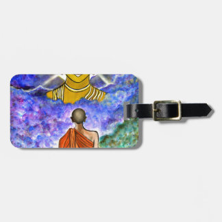 Awakening the Buddha within Luggage Tag