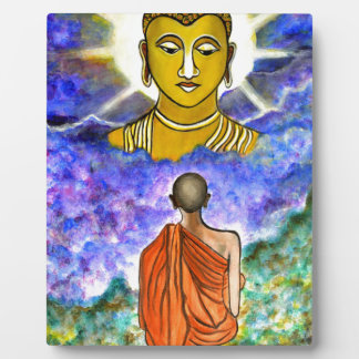 Awakening the Buddha within Plaque