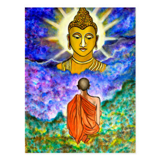 Awakening the Buddha within Postcard