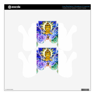 Awakening the Buddha within PS3 Controller Skin