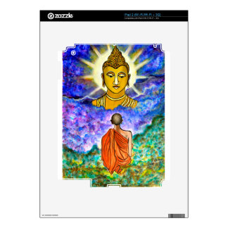Awakening the Buddha within Skin For iPad 2