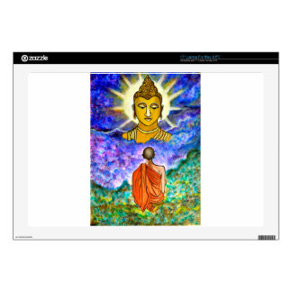 Awakening the Buddha within Skin For Laptop