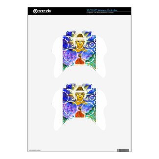 Awakening the Buddha within Xbox 360 Controller Skin