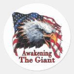 Awakening The Giant Stickers