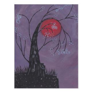 Awakening Tree Postcard