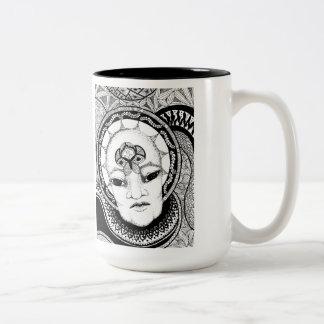 Awakening Two-Tone Coffee Mug