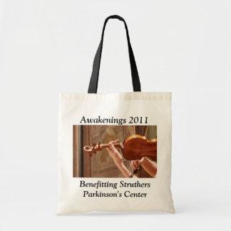 Awakenings 2011 tote bag